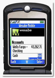Wesabe Mobile