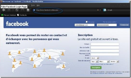 fake-facebook-page
