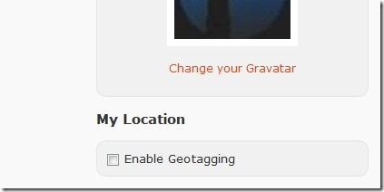 wordpress-geotagging