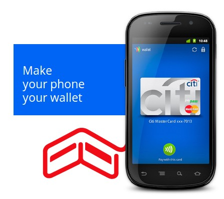 Google Wallet - Sprint Nexus S 4G