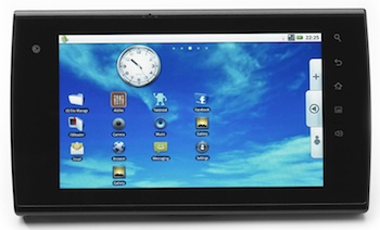 Elocity Android Tablet