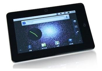 Herotab android tablet
