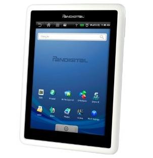 Pandigital android tablet