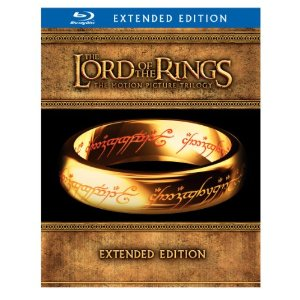 Lord of the Rings Trilogy Blu-ray Set